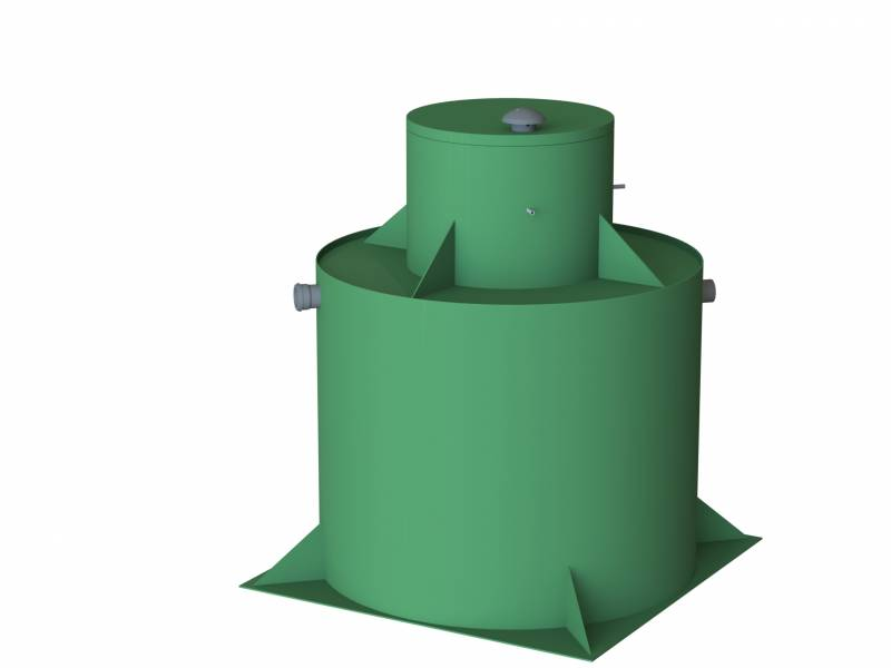 Автономная канализация - Ital Bio 10 (Лонг)