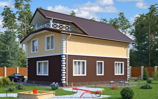 Проект СИП дома  ВИЛЮЧИНСК