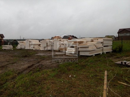 """Строительство дома из СИП панелей по типовому проекту """"БАРОН"""""""