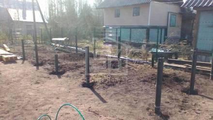 """Строительство гостевого дома из СИП панелей в ДНП """"СКИФ"""" ."""